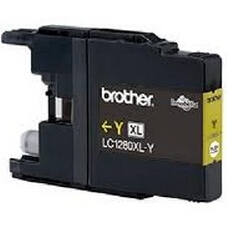 Cartuccia Giallo compatibile Brother LC-1280 LC-1240