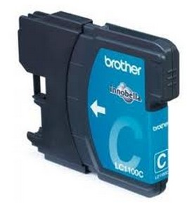Cartuccia Ciano compatibile Brother LC980 LC1100