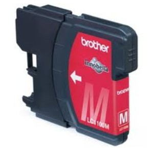 Cartuccia Magenta compatibile Brother LC980 LC1100