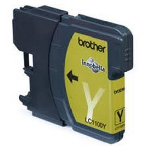Cartuccia Giallo compatibile Brother LC980 LC1100
