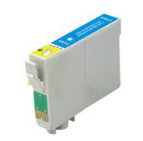 Cartuccia compatibile Epson T0712 Ciano, 12ml
