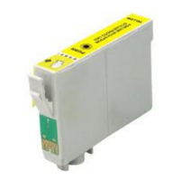 Cartuccia compatibile Epson T0714 Giallo, 12ml