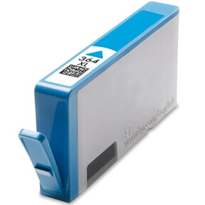 Cartuccia compatibile con CHIP per HP Photosmart No. 364XL Ciano