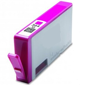 Cartuccia compatibile con CHIP per HP Photosmart No. 364XL Magenta