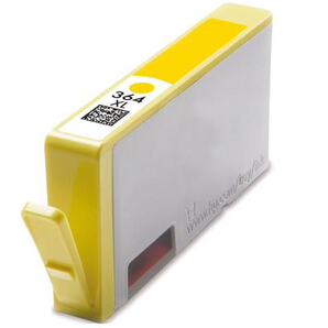 Cartuccia compatibile con CHIP per HP Photosmart No. 364XL Giallo
