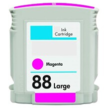 Cartuccia compatibile Magenta HP 88 C9392A