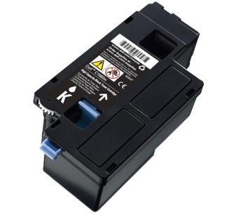 C1660BK toner Nero compatibile per Dell 593-11130, 1250 copie al 5%