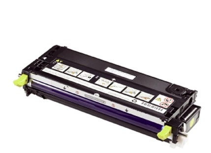 Toner giallo compatibile Dell 593-10291 9000 copie