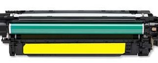 Toner compatibile Giallo per HP CE402A 6000 copie
