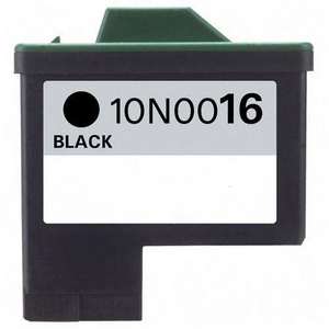 16XL Cartuccia Nera compatibile per Lexmark 16 Jetprinter