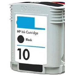 Cartuccia compatibile HP 10 C4840A nero