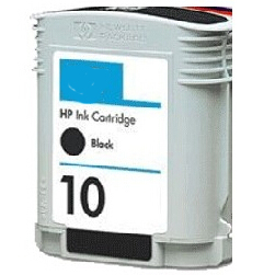 Cartuccia compatibile HP 10 C4844A nero