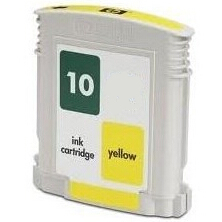 Cartuccia compatibile HP 10 C4842A giallo