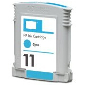 Cartuccia compatibile HP 11 C4836A ciano