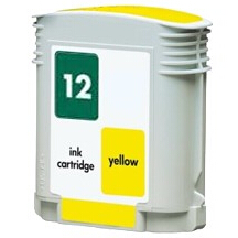 Cartuccia compatibile HP 12 C4806A giallo