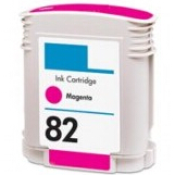 Cartuccia compatibile HP 82 C4912A magenta