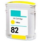 Cartuccia compatibile HP 82 C4913A giallo