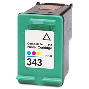 Cartuccia compatibile HP No.343 XL C8766E