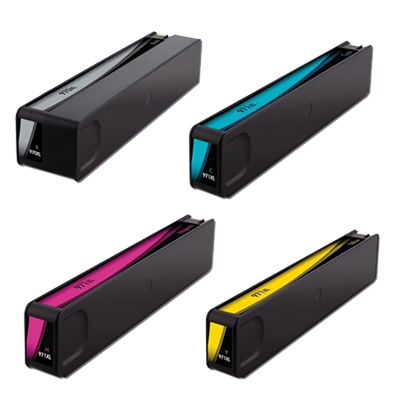 Cartuccia compatibile per HP 971XL CN628AE giallo 6600pag