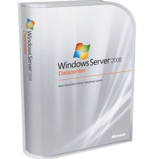 Licenza Windows Server 2008 DataCenter