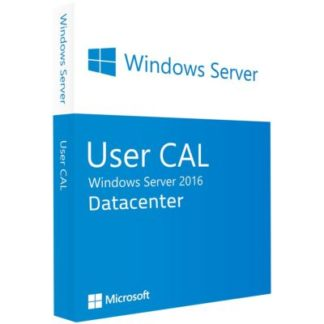 Licenza Microsoft Windows Server 2016 Datacenter - 10 User CALS
