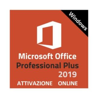 Licenza Microsoft Office Professional Plus 2019 Bind