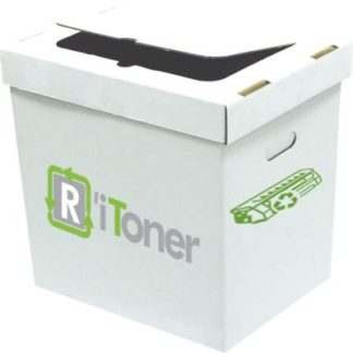 Contenitore Ecobox smaltimento toner