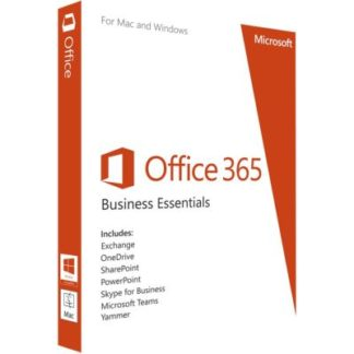 Licenza Microsoft Office 365 Business Essentials win/mac