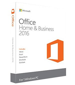 Licenza Microsoft Office Home and Business 2016 Windows no scadenza