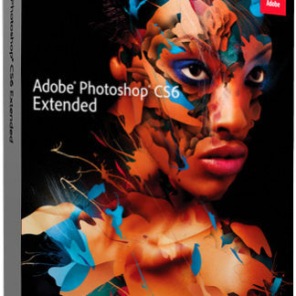 Adobe Photoshop CS6 - Extended Edition - ESD MAC OS Multilingua