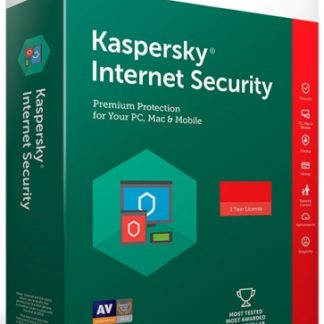 Kaspersky Internet Security 2020 esd 1 pc 1 anno