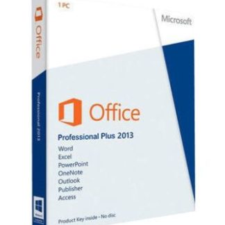 Licenza Microsoft Office 2013 Professional Plus