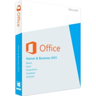 Licenza Microsoft Office Home and Business 2013