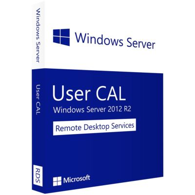 Licenza Windows Server 2012 R2 RDS 50 User CALs