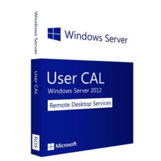 Licenza Windows Server 2012 RDS 50 User CALs product key originale