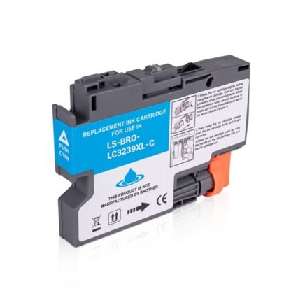 Cartuccia compatibile per Brother LC-3239 ciano