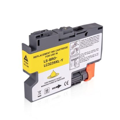 Cartuccia compatibile per Brother LC-3239 giallo