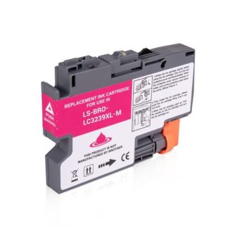 Cartuccia compatibile per Brother LC-3239 magenta