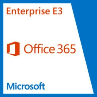 microsoft office 365 enterprise e3 (12mesi)