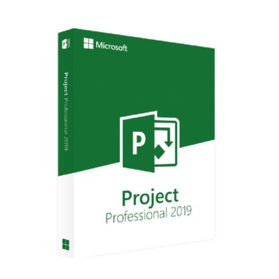 Licenza microsoft project professional 2019