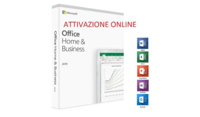 Licenza Microsoft Office 2019 Home and Business win no  BIND