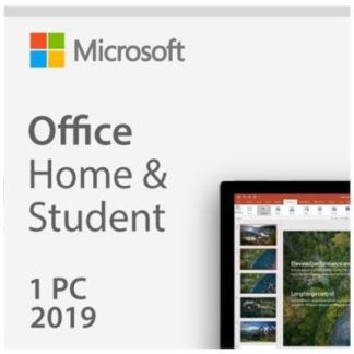 Microsoft Office Home & Student  2019 Bind