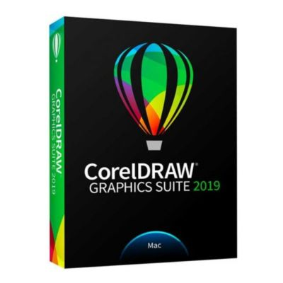COREL DRAW - GRAPHICS SUITE 2019 MAC