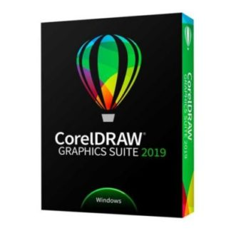 Corel Draw - Graphics Suite 2019 win