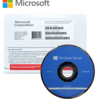 windows server 2012 R2 standard oem package